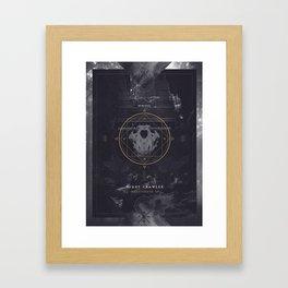 Bassferatu  Framed Art Print