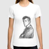 alex turner T-shirts featuring alex turner [2] by roanne Q
