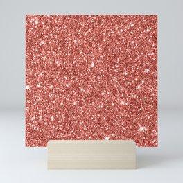 Sparkling Glitter Print B Mini Art Print
