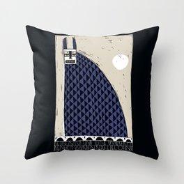 Hase & Mond Throw Pillow