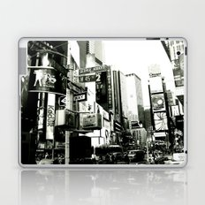 WHITEOUT : Life in the City Laptop & iPad Skin