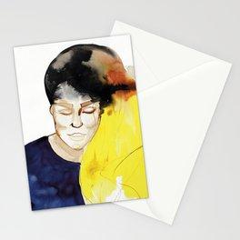 Dani with Balayage Hair Stationery Cards