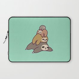 Sloth Stack Laptop Sleeve