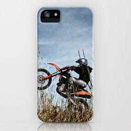 KTM Moto II iPhone Case