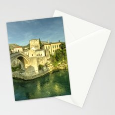 Mostar Bridge Stationery Cards