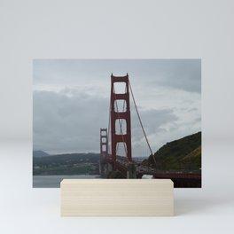 Leaving My Heart In San Francisco Mini Art Print
