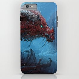 The River´s Heart iPhone Case
