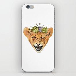 Lion Cub iPhone Skin