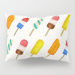 Popsicle Collection Pillow Sham