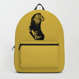 sexy lion Backpack