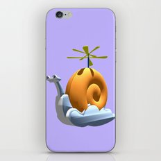 THE SNAIL iPhone & iPod Skin
