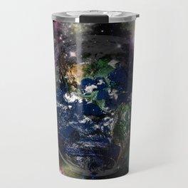 lion earth Travel Mug