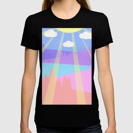 Spend time here T-shirt