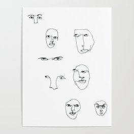 expressions Poster