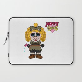 Miss Piggy Song - Moffat Babies Laptop Sleeve
