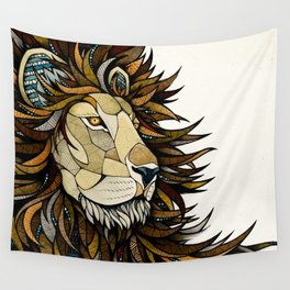 The King Wall Tapestry