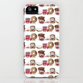 The Breakfast Brigade iPhone Case