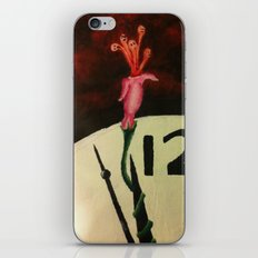 The Persistence of Abstraction iPhone & iPod Skin