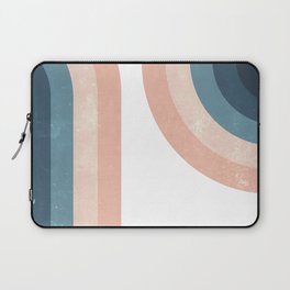70s Rainbow Laptop Sleeve