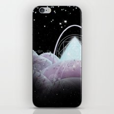 Mathemystics - Void iPhone & iPod Skin