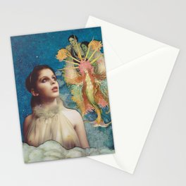 Guided by Angels Stationery Cards