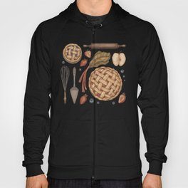 Pie Baking Collection Hoody