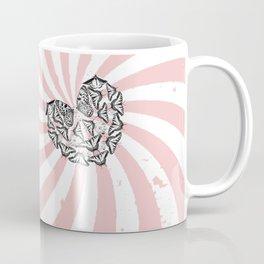 Love Conquers Hate Coffee Mug