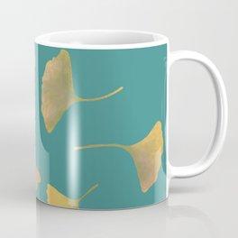 Flying ginkgo Coffee Mug