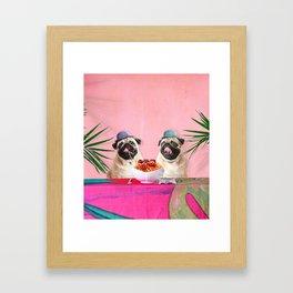 Spughetti Framed Art Print