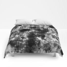 Black Nebula Comforters