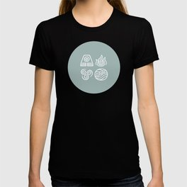 Bending All Four Elements – Water T-shirt