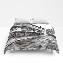 The Shambles York Art Comforters