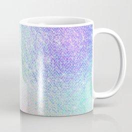 Glizy Glam Pastel Diamond Sparkle Coffee Mug