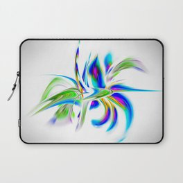 Abstract perfection - Flower Magical Laptop Sleeve