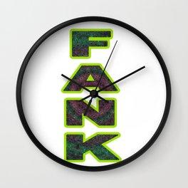 FANK Wall Clock