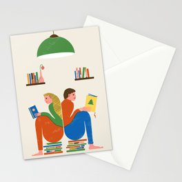 READERS Stationery Cards