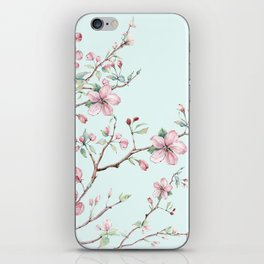 Apple Blossom #society6 #buyart iPhone Skin