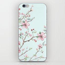 Apple Blossom #society6 #buyart iPhone Skin