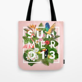 SUMMER of 13 Tote Bag