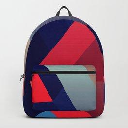 geometric abstract II Backpack