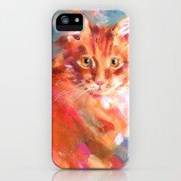 Orange Marmalade iPhone Case