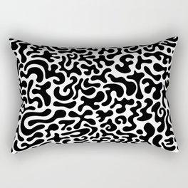 Social Networking Rectangular Pillow