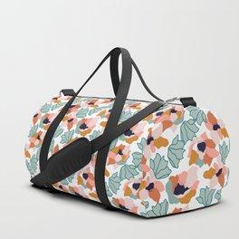 Carmella #illustration #pattern Duffle Bag
