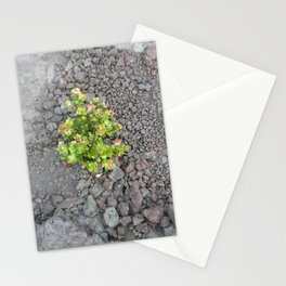 Nature always pulls through Stationery Cards
