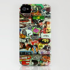 Stickerz  iPhone (4, 4s) Slim Case