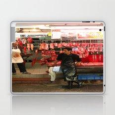 meat men Laptop & iPad Skin