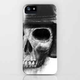 death racer iPhone Case
