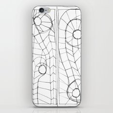 Original Sketch Series - Erosion Patterning iPhone & iPod Skin
