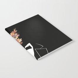 Flowers clerk Notebook