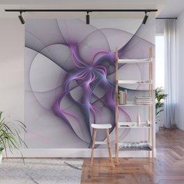 Abstract Angel Fractal Art Wall Mural